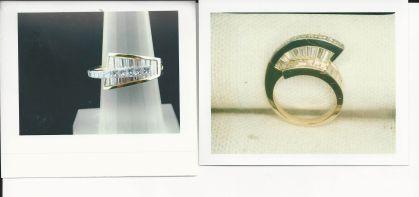 Nova Award Winning Diamond Ring